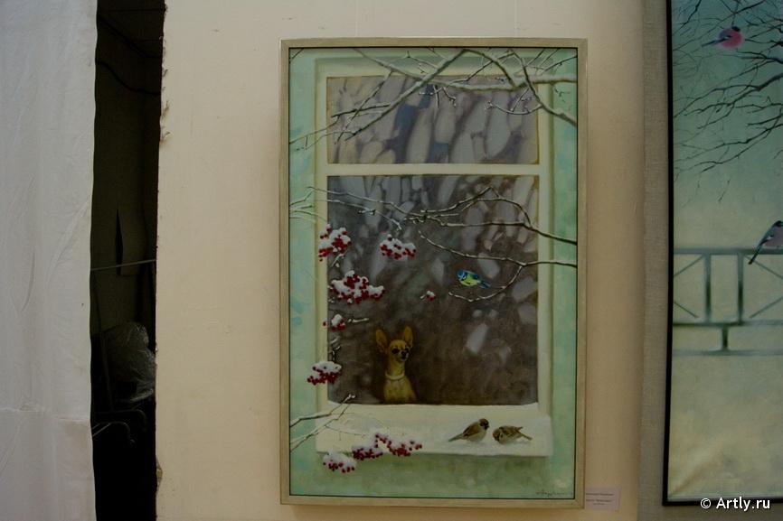 Выставка Недзвецкой Александры и Прудниковой Елены