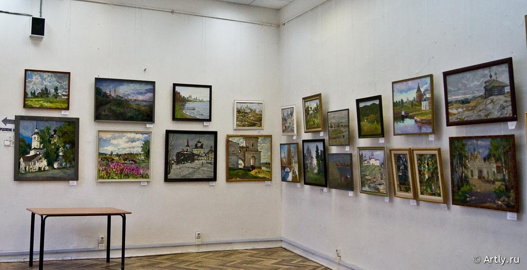 Выставка «Монастыри России из серии «По святым местам»