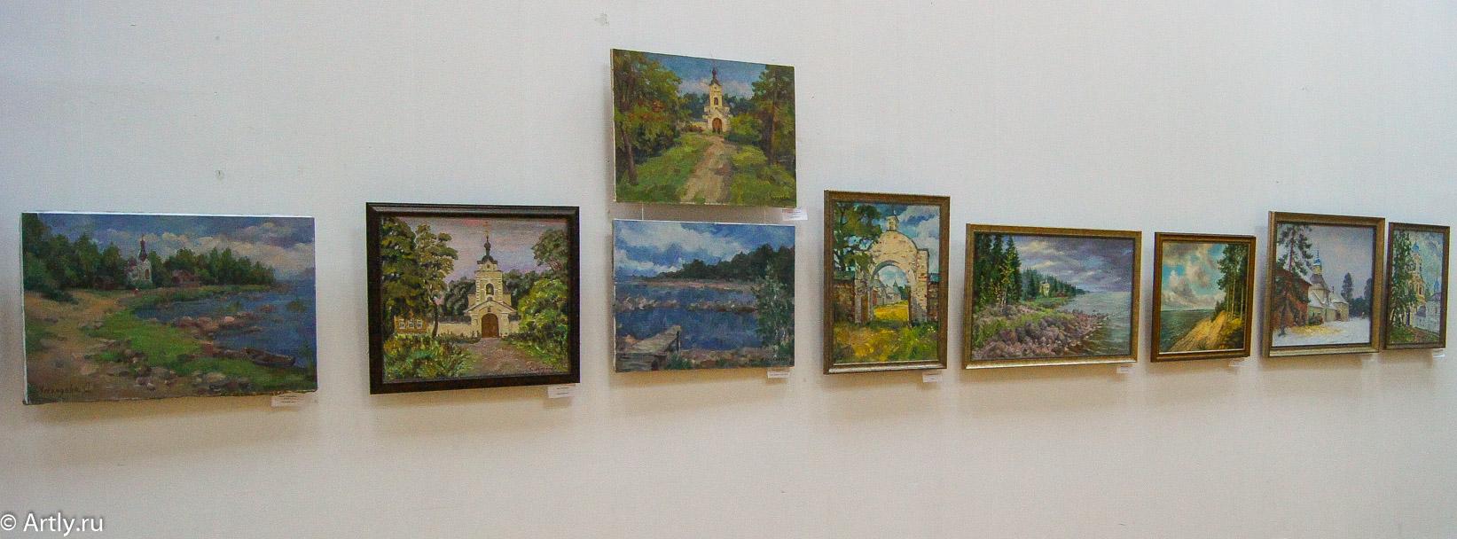 Выставка проекта «По Святым местам»