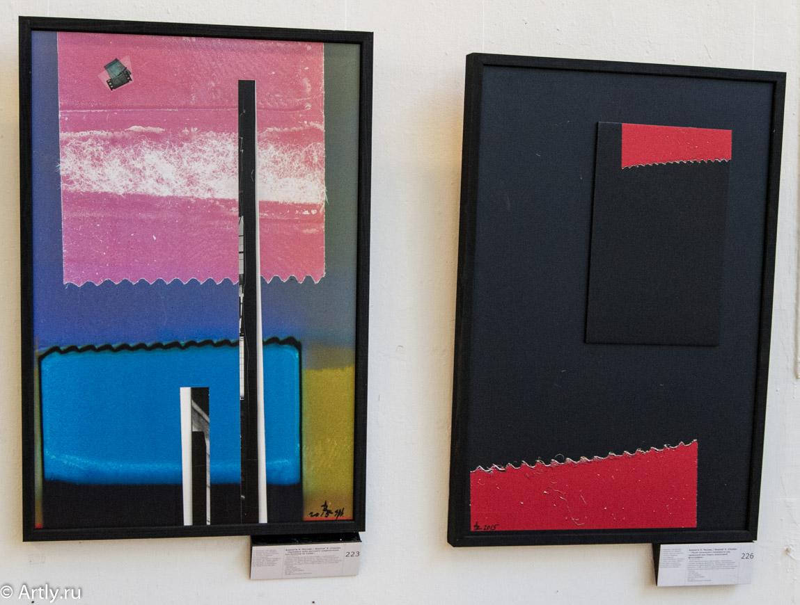 Пятая международная выставка современного искусства «Санкт-Петербургская Неделя Искусств»