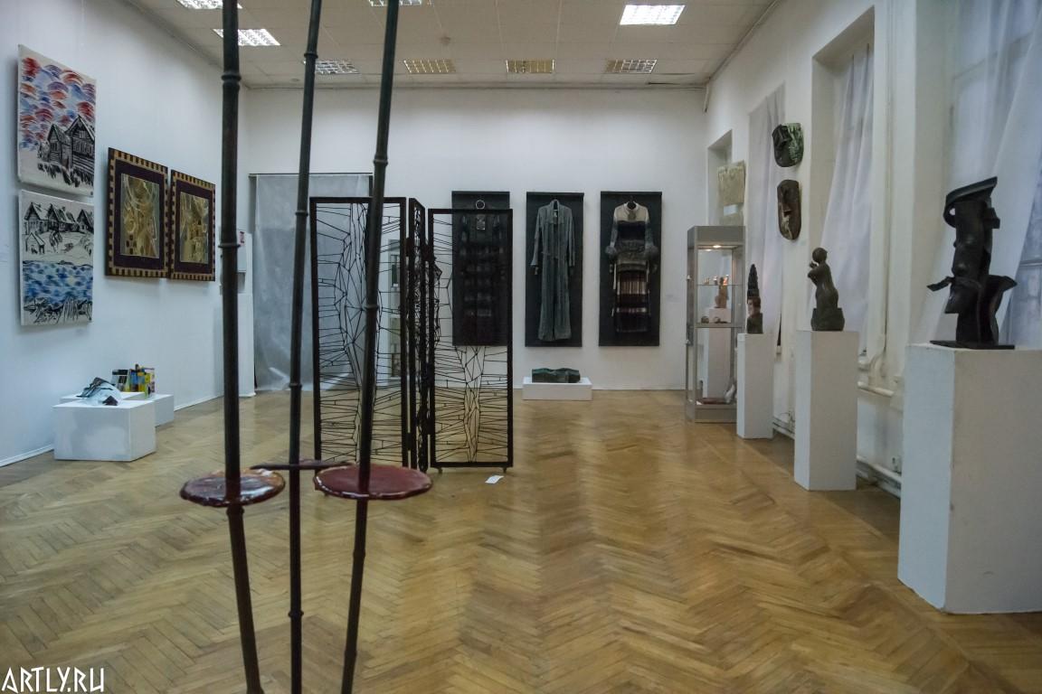 Выставка «Осень 2016» в ВЦ Союза Художников Санкт-Петербурга